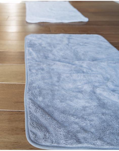 Tapis de bain - Manavai - Perle - 80x50cm