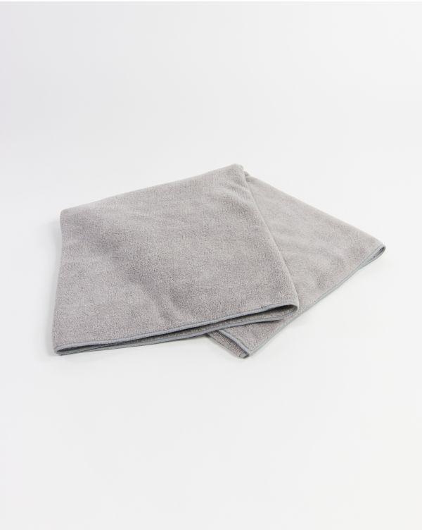 Drap de douche - Vaianu - Perle - 130x70 cm