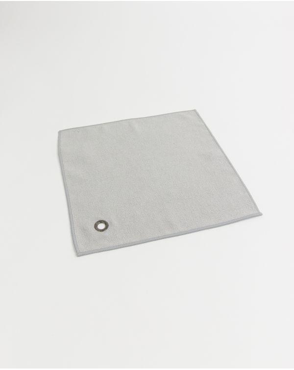 Serviette Mains/Visage - Anuanua - Perle - 30x30 cm