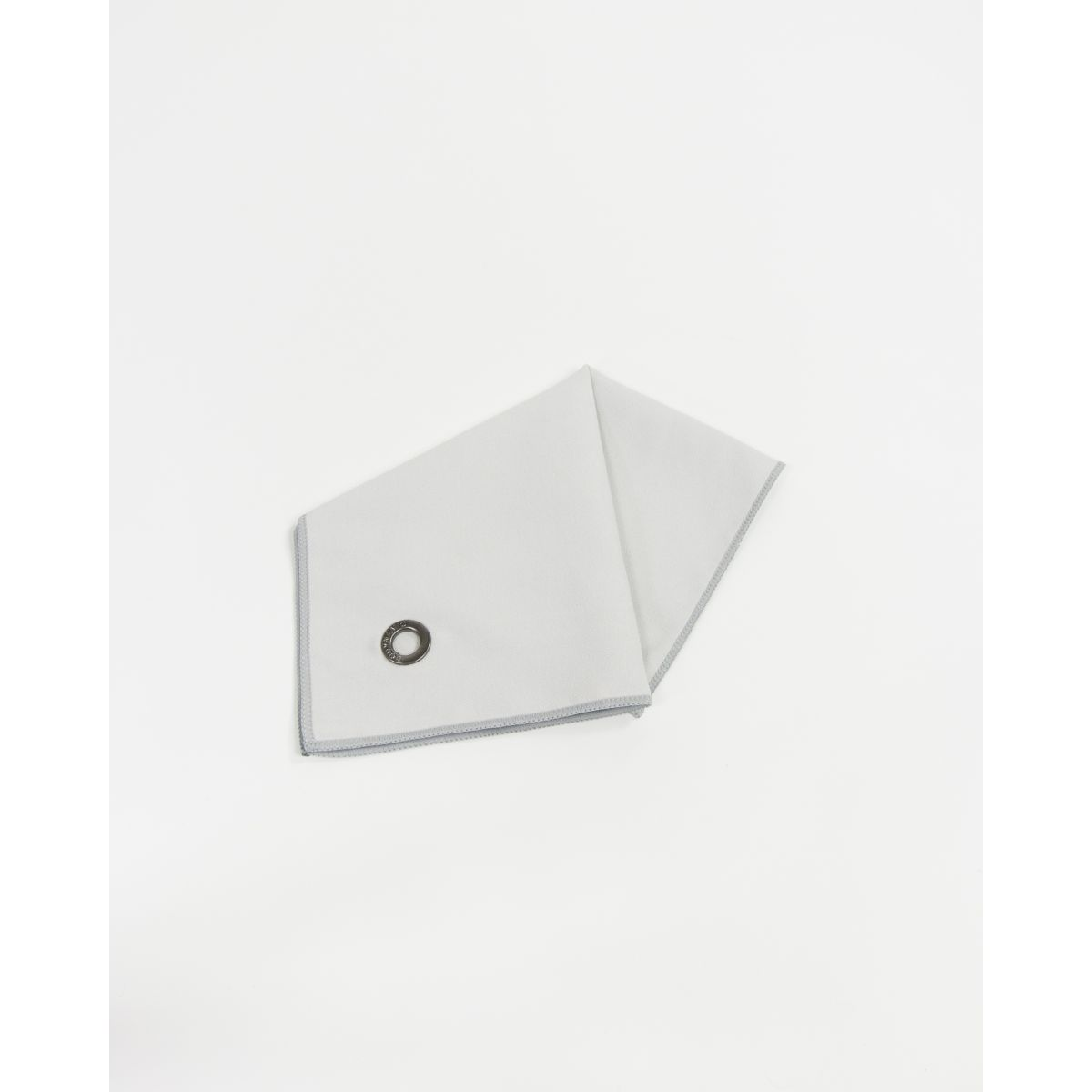 serviette mains visage en microfibre heiata gris perle bodynamic. Black Bedroom Furniture Sets. Home Design Ideas