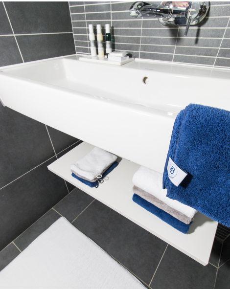 Serviette de toilette - Manavai - Bain de minuit - 100x50cm